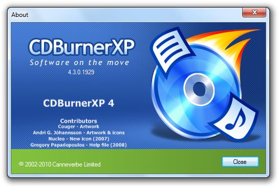 Програмку неро для xp для записи дисков