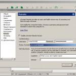 Удаленное управление utorrent - ввод имени и пароля