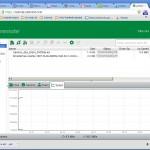 Удаленное управление utorrent, вид веб-консоли управления